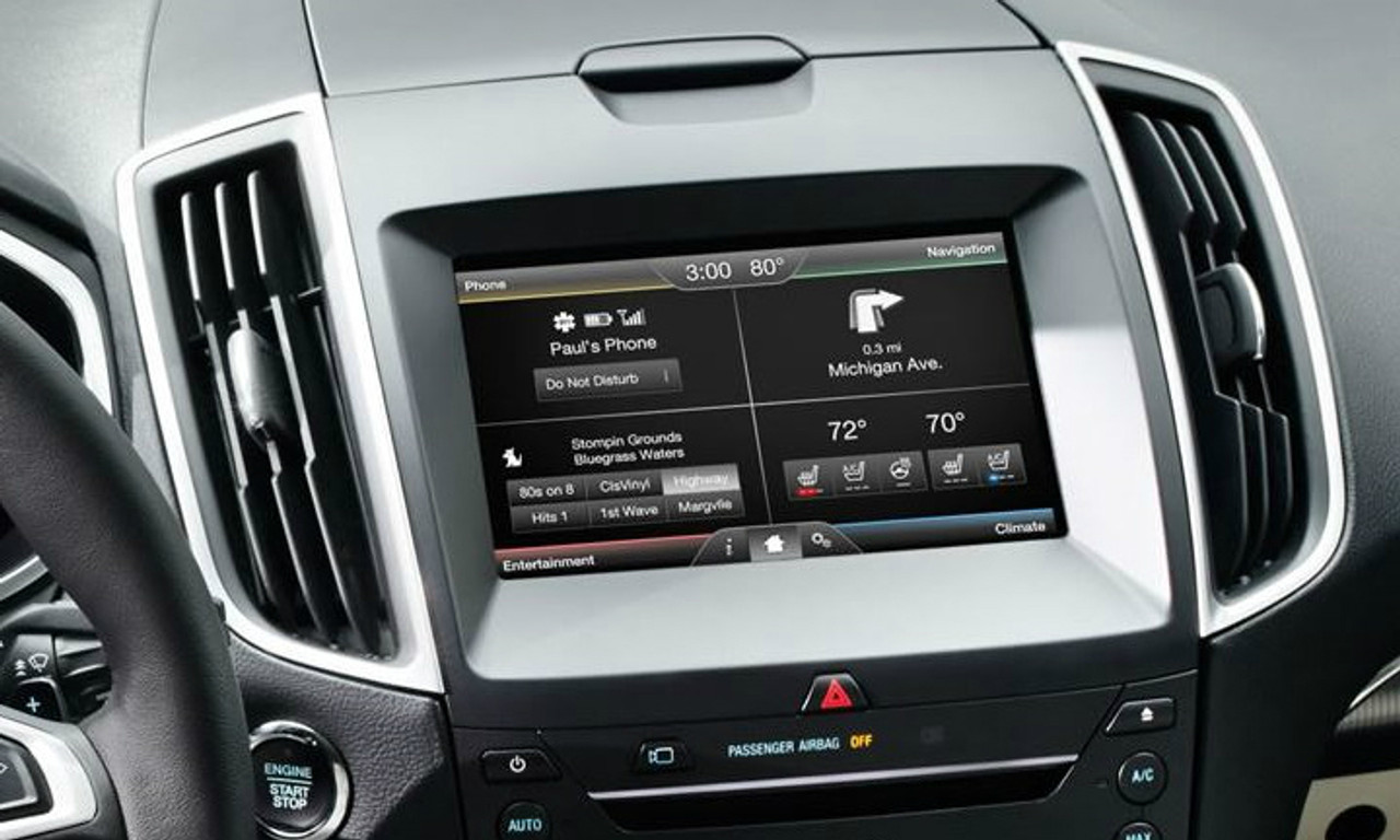 My Ford Touch Screen Is Black | Auto Car Reviews 2019 2020