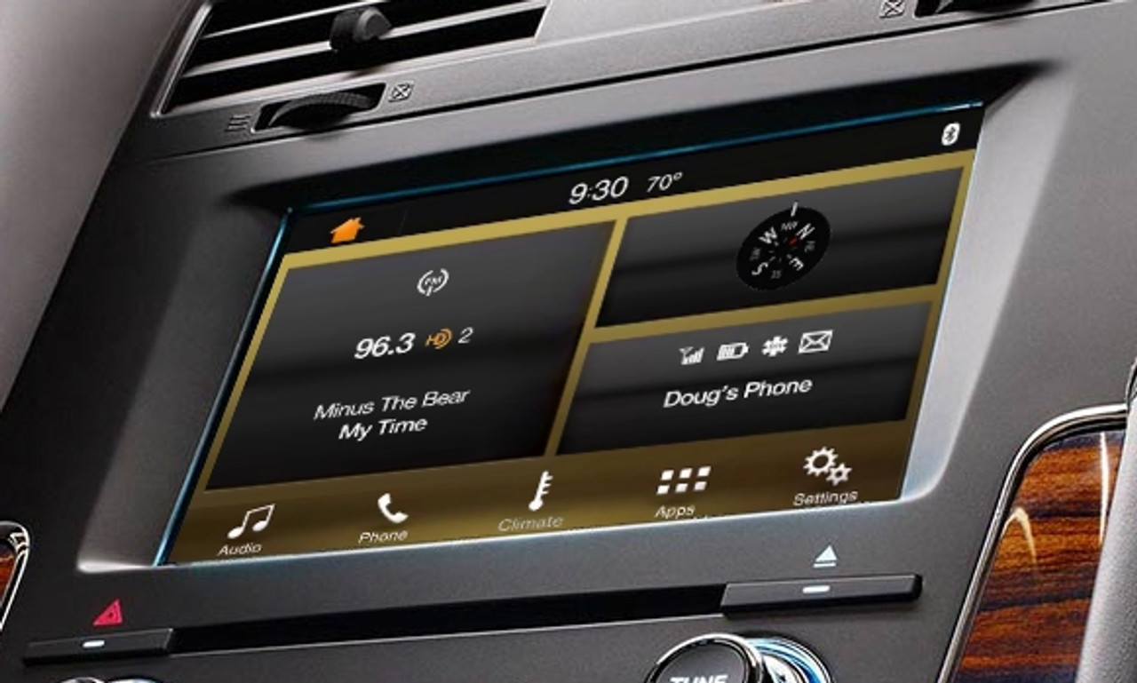 2015 Lincoln Navigator SYNC 3 Upgrade for MyLincoln Touch