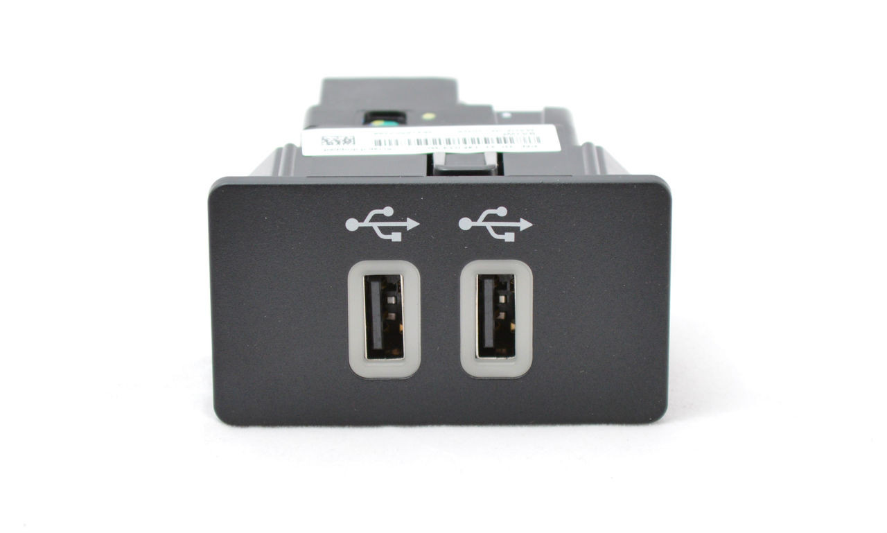 SYNC 3 USB Media Hub w/ Apple CarPlay Support