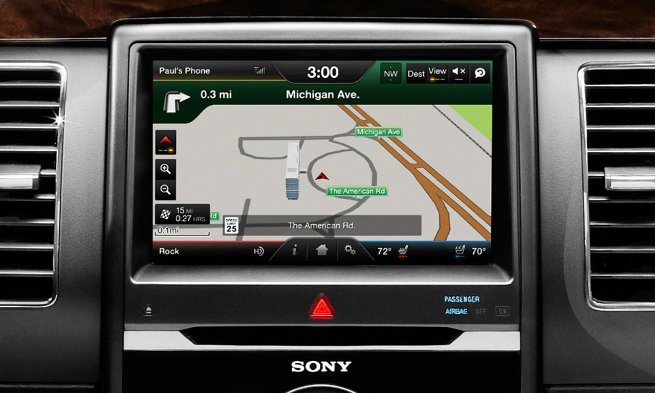 13-15' Ford Flex Navigation Upgrade for MyFord Touch
