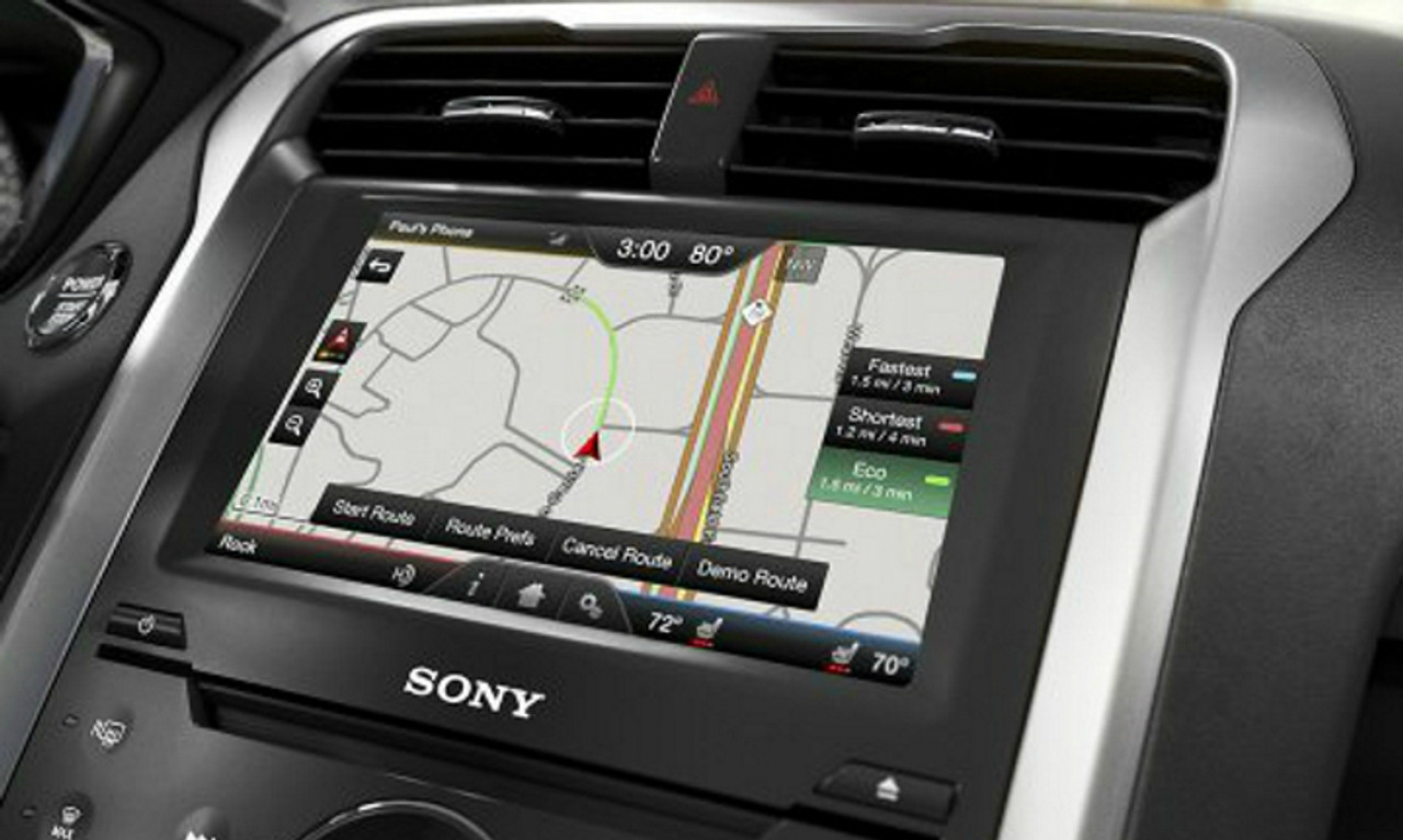 13-16' Ford Fusion Navigation Upgrade for MyFord Touch