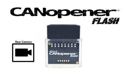 CANopener™ Flash Backup Camera Programmer (HDD Nav) - Kit