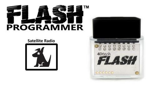 Flash™ SiriusXM Radio Programmer (SYNC 2 & SYNC 3) - Programmer