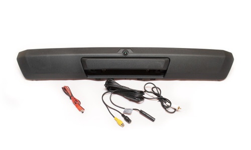 Ford OEM Style Tailgate Backup Camera (17-19' Super Duty Pickups)