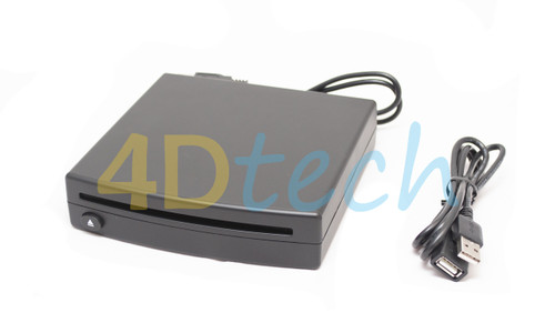Universal Add-On USB CD for vehicles without a compact disk player