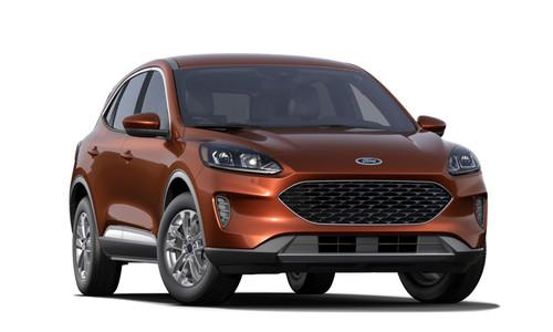 Auto Start/Stop Eliminator - Ford Escape