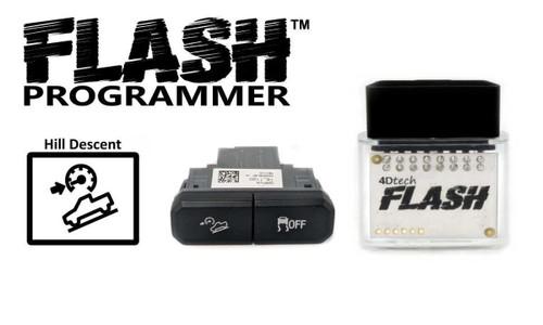 Flash™ Hill Descent Control - Programmer