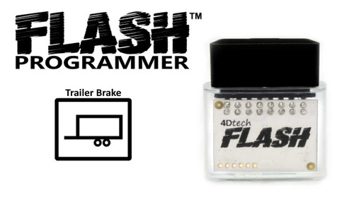 Flash™ Flash Trailer Brake Programmer - Programmer
