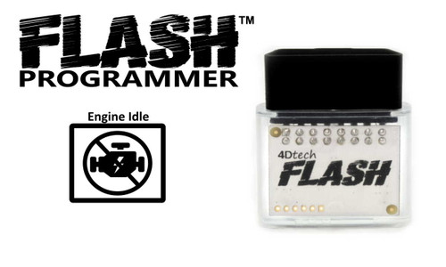 Flash™ Auto Engine Idle Shutdown Programmer - Programmer