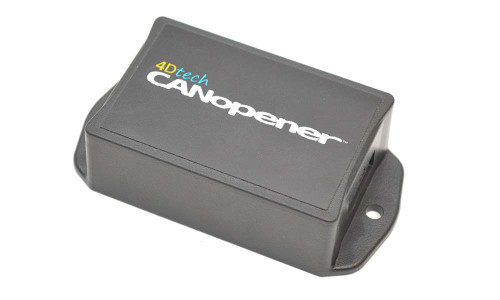 CANopener™ Motion Unlock for SYNC 3 Equipped Vehicles
