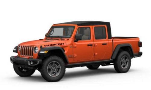 Auto Start/Stop Eliminator - Jeep Gladiator