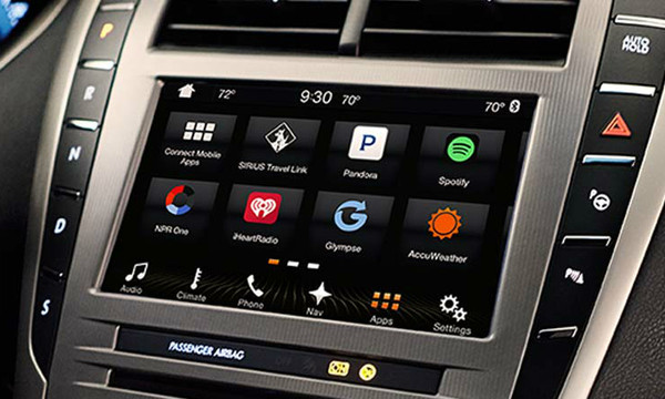 17 19 Lincoln MKZ Navigation Upgrade For SYNC 3