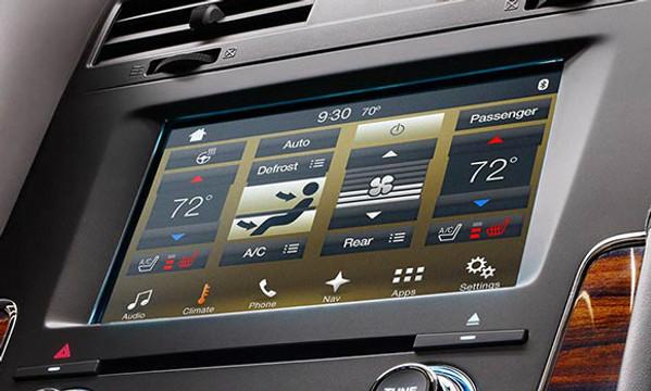 2017 Lincoln Navigator Navigation Upgrade For SYNC 3