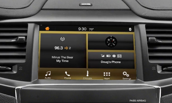 13 14 Lincoln MKS SYNC 3 Upgrade For MyLincoln Touch