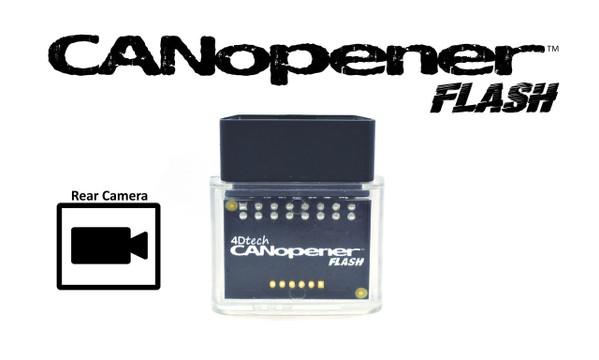 CANopener™ Flash Backup Camera Programmer (HDD Nav) - Kit