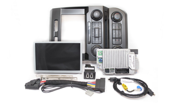 """2018 Ford F150 SYNC 3 Retrofit Kit for 4"""" SYNC Equipped Vehicles"""