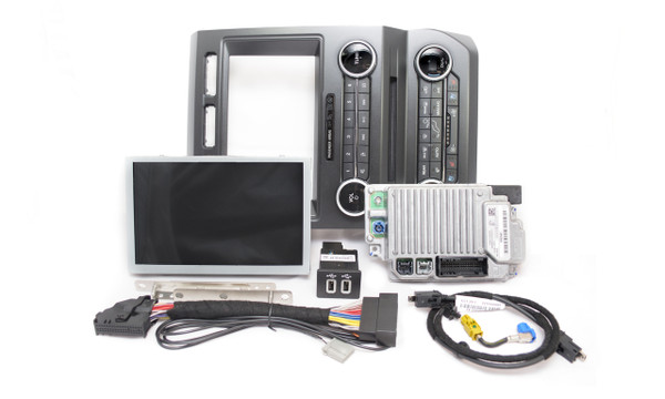 "2018 Ford Expedition SYNC 3 Retrofit Kit for 4"" SYNC Equipped Vehicles"