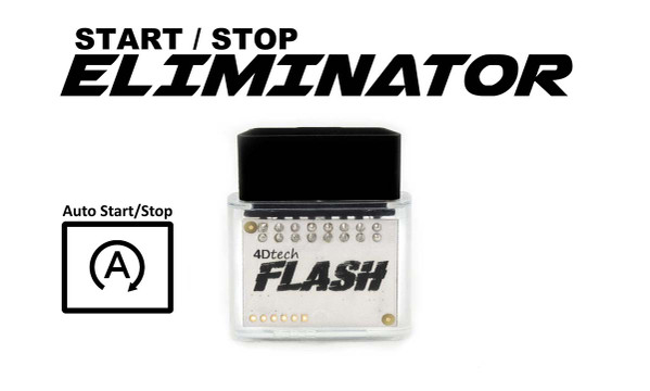 Auto Start/Stop Eliminator - Ford Fusion