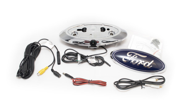 Ford OEM Style Tailgate Logo Camera (11-14' F150 & 09-16' Super Duty)