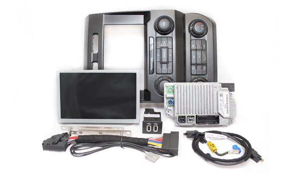 "2019 2020 Ford F150 SYNC 3 Retrofit Kit for 4"" SYNC Equipped Vehicles"