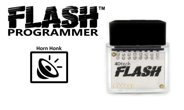 CANopener™ Flash Horn Honk Programmer