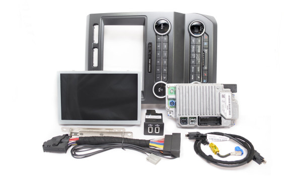 """2019 2020 Ford Expedition SYNC 3 Retrofit Kit for 4"""" SYNC Equipped Vehicles"""