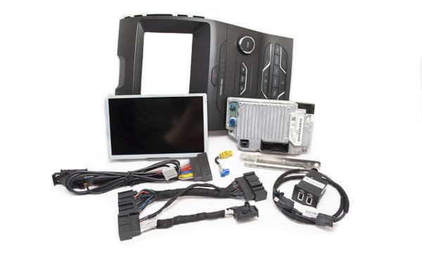 2019 | 2020 Ford Edge SYNC 3 Retrofit Kit for MyFord Vehicles - Kit Contents