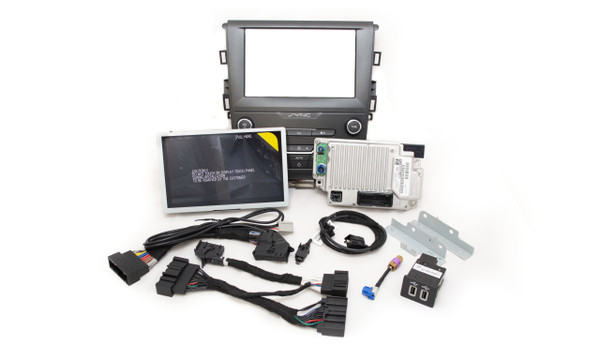 2020 Ford Fusion SYNC 3 Retrofit Kit for MyFord Vehicles - Kit Contents