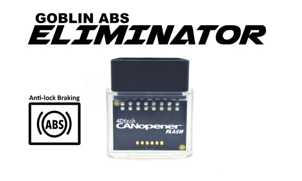 CANopener™ ABS Eliminator Programmer for DF Goblins