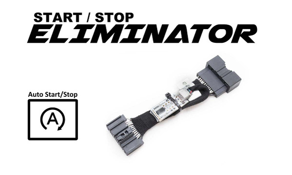 Auto Start/Stop Eliminator - Lincoln Corsair