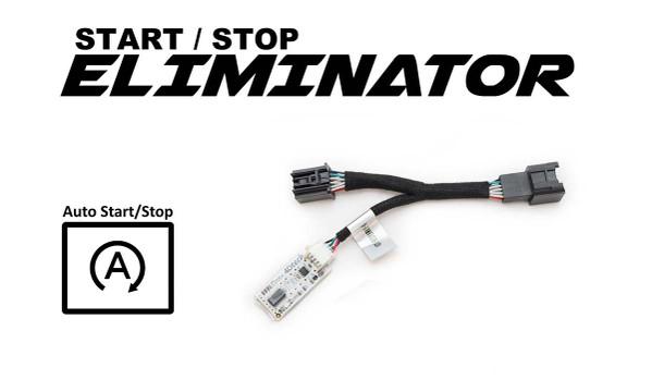 Auto Start/Stop Eliminator - Jeep Compass