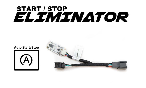 Auto Start/Stop Eliminator - Jeep Wrangler