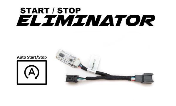 Auto Start/Stop Eliminator - Grand Cherokee