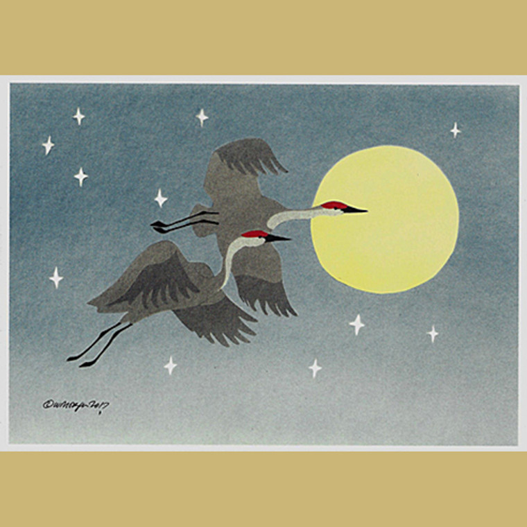 Crane Passage Holiday Card Set