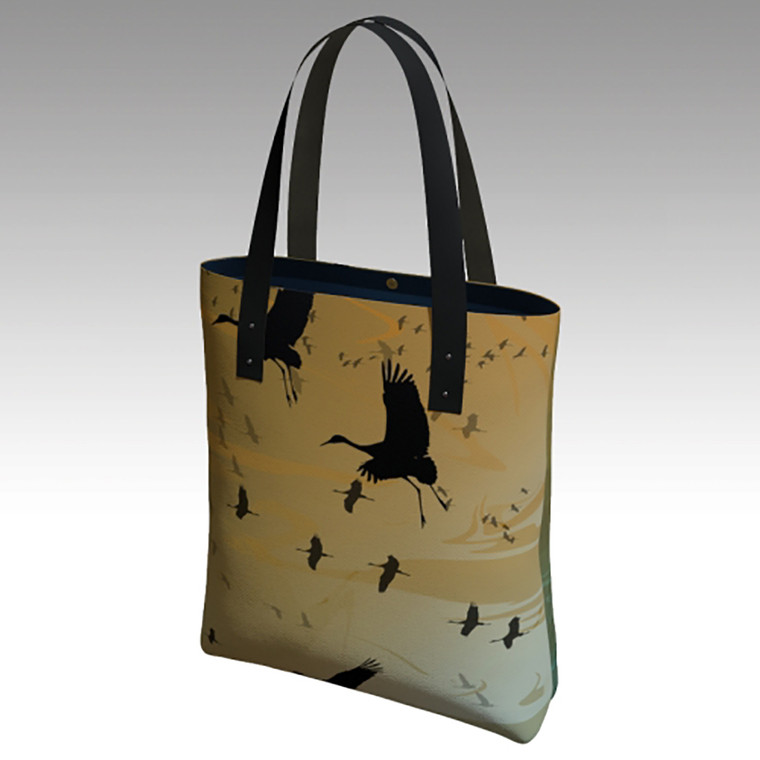 Migration Tote - front