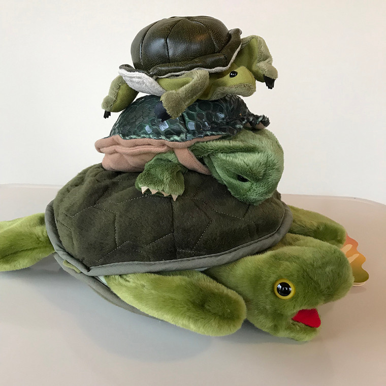 Little Turtle Puppet