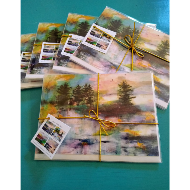 """""""All You Need is Love"""" Card Sets of 4"""