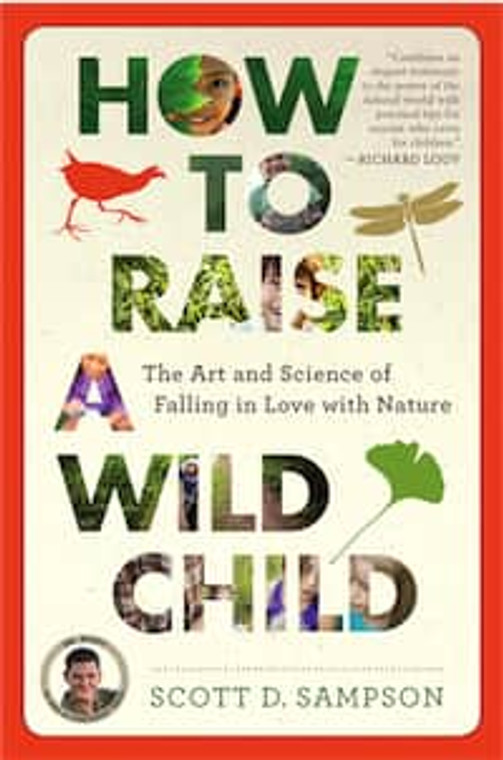 How to Raise a Wild Child soft cover
