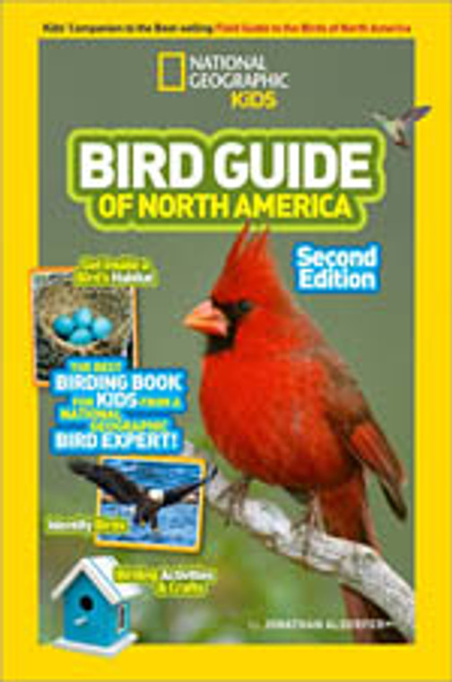 National Geographic Kids Bird Guide