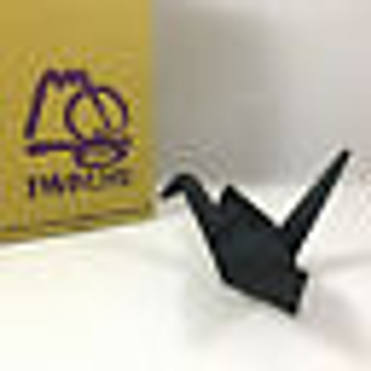 Incense Burner  Peace Crane-Black