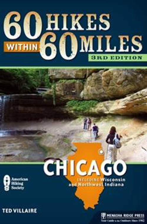 60 Hikes - Chicago