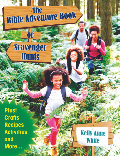 The Bible Adventure Book of Scavenger Hunts