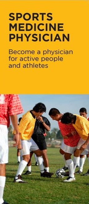 Become a Sports Medicine Physician (Brochure)