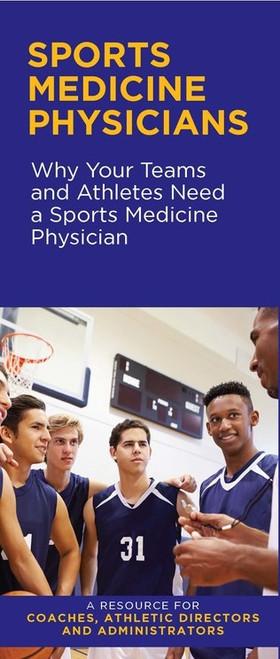 Coaches, Administrators and Athletic Directors (Brochure)