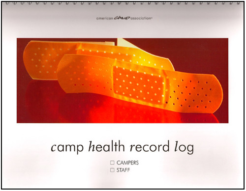 Camp Health Record Log