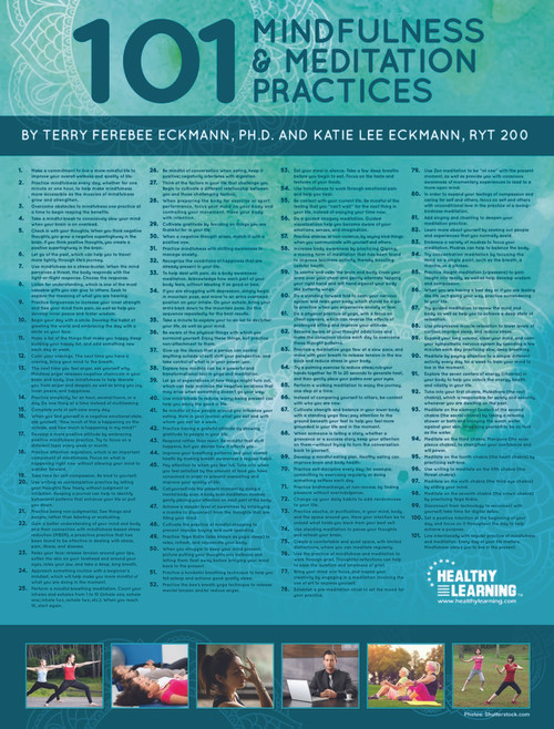 101 Mindfulness & Meditation Practices