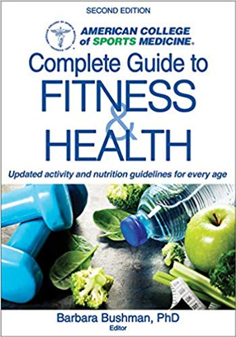 ACSM's Complete Guide to Fitness & Health-2nd Edition