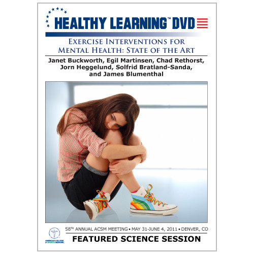 Exercise Interventions for Mental Health: State of the Art