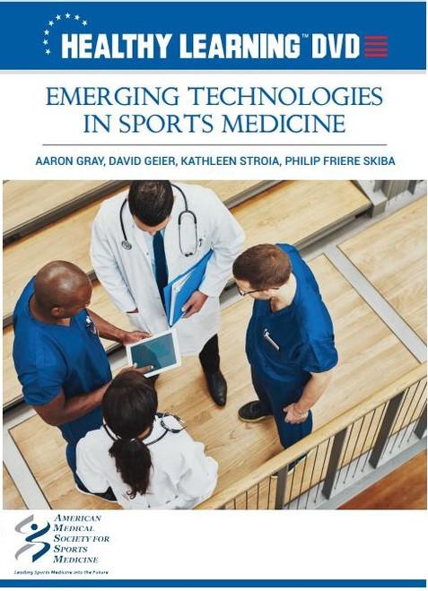 Emerging Technologies in Sports Medicine