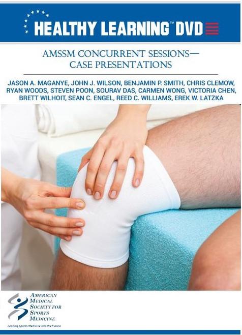 AMSSM Concurrent Sessions-Case Presentations